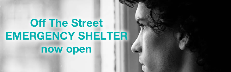 Off The Street Emergency Shelter opens for the season; Donation from Red Cross ensures those in need have proper supplies