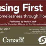 Housing First 101 Banner