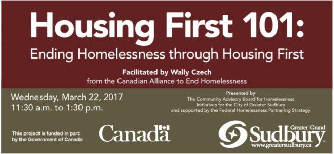 Housing First 101