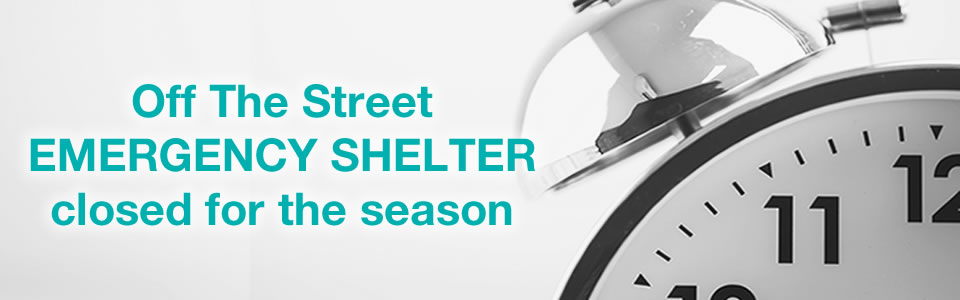 More than 30 people in permanent housing thanks to Off the Street Emergency Shelter, now closing for the season