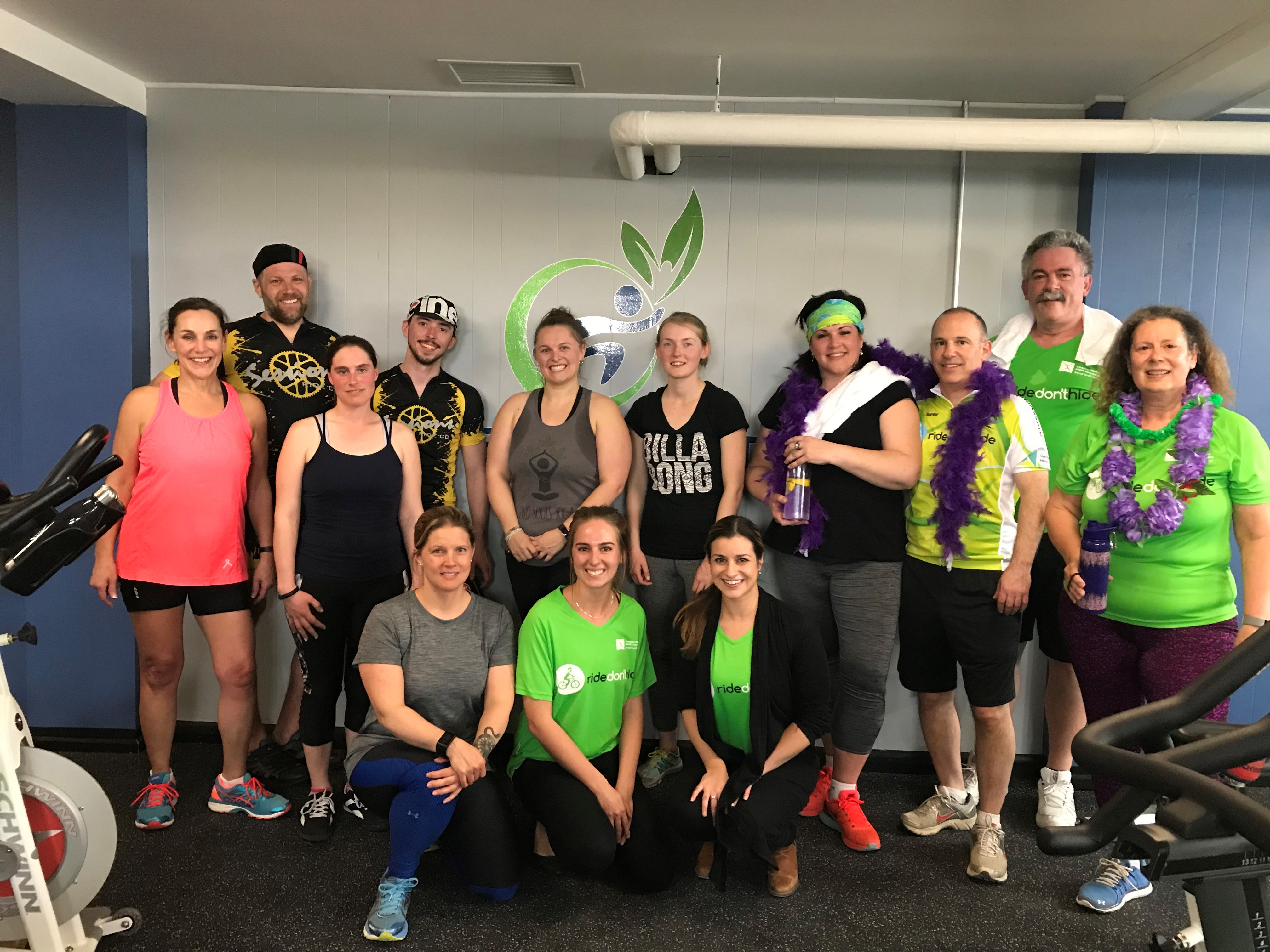 Going the Extra Mile for Mental Health