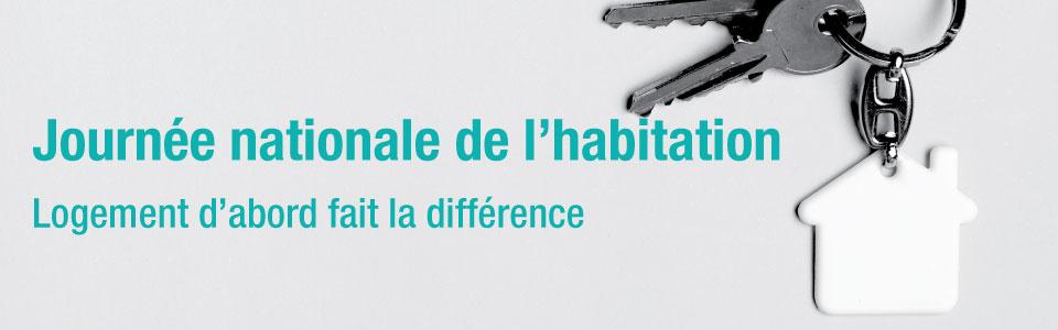 À l'occasion de la Journée nationale de l'habitation, l'ACSM souligne l'incidence du logement avec services de soutien
