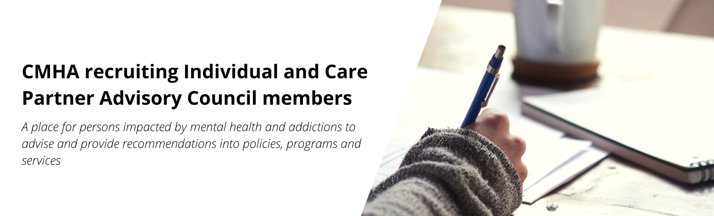 Individual and Care Partner Advisory Council